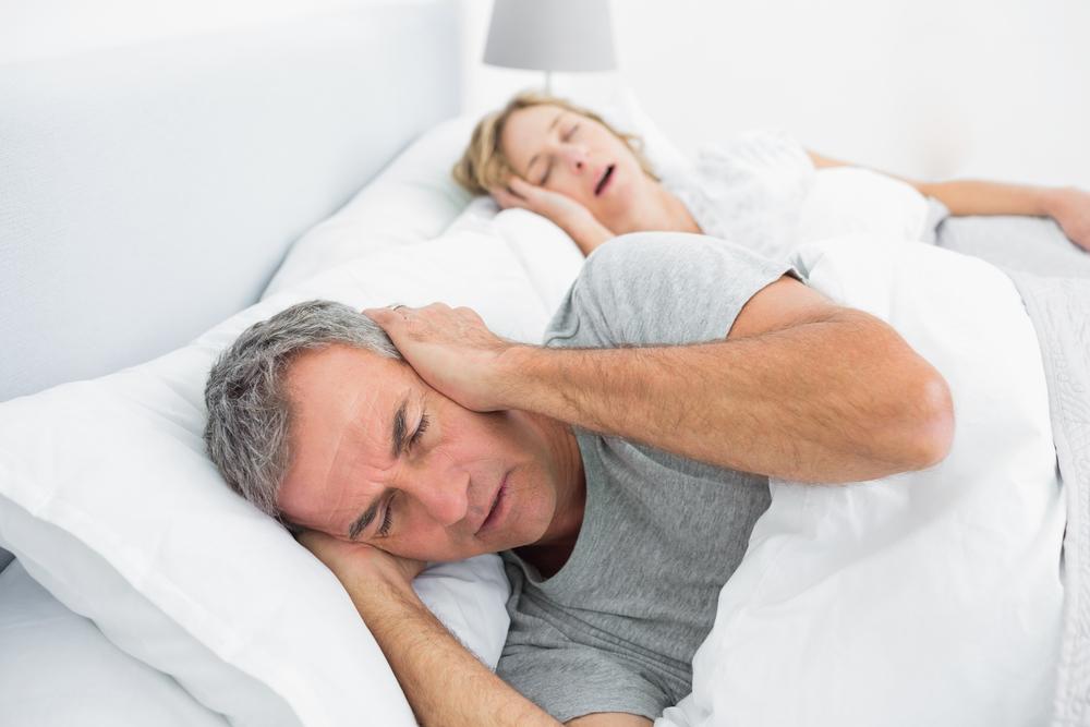 خروپف شبانه ، درمان خروپف شبانه