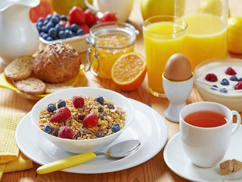 مصرف صبحانه ، فواید مصرف صبحانه