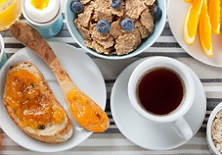 مصرف صبحانه برای لاغری + فواید مصرف صبحانه برای کودکان