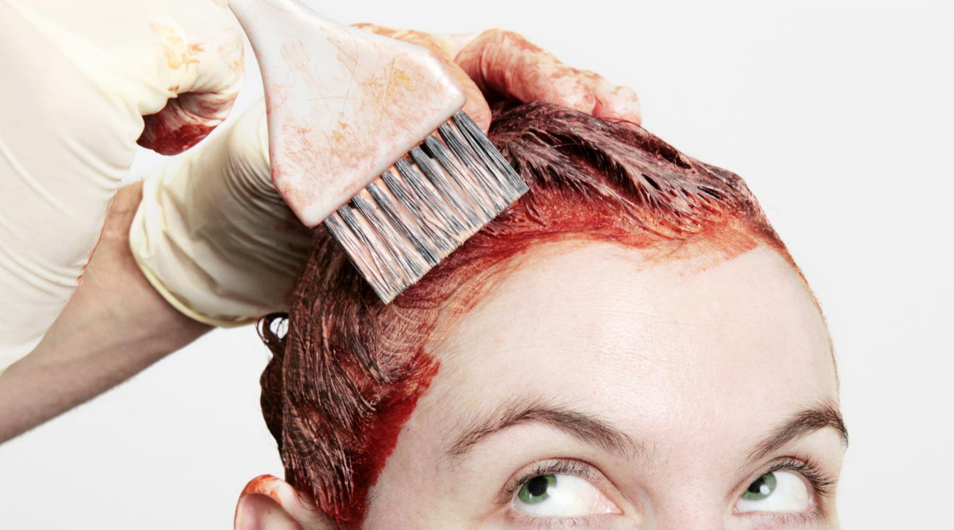 رنگ کردن مو ، اصول رنگ کردن مو