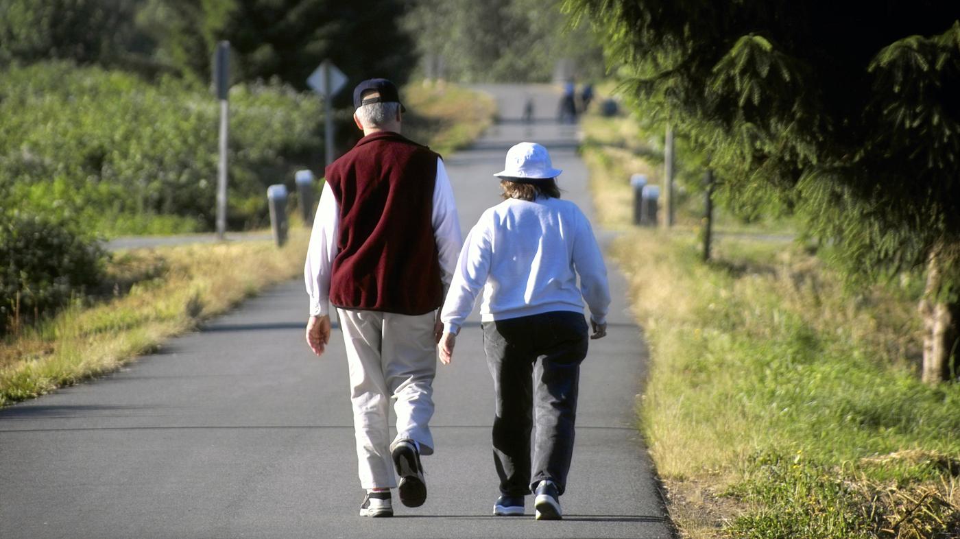 پیاده روی روزانه ، فواید پیاده روی روزانه