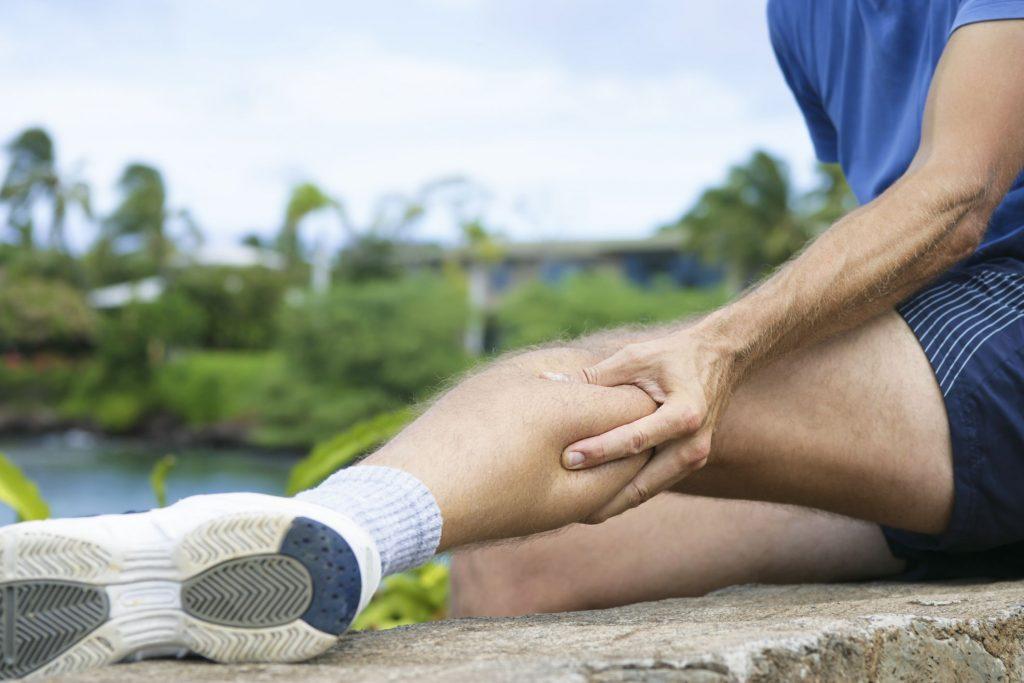گرفتگی عضلات ، درمان گرفتگی عضلات