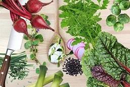 سبزی های فصل بهار را بشناسید