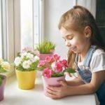 شناخت گیاهان خانگی خطرناک برای کودکان