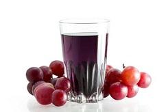 پیشگیری از میگرن با مصرف آب انگور