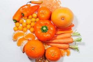 فواید میوه های نارنجی رنگ را می دانید؟