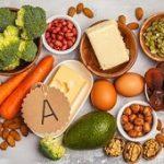 نقش ویتامین A در بدن چیست؟