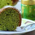 روش درست کردن کیک رژیمی چای سبز
