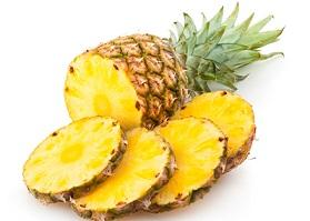 مصرف زیاد آناناس