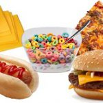 غذاهای مضر برای دستگاه گوارش انسان
