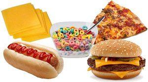 غذاهای مضر برای دستگاه گوارش