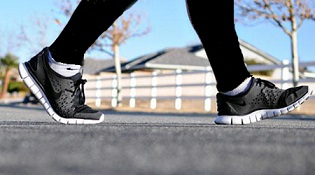 برای کاهش وزن به چند دقیقه پیاده روی نیازمندیم؟