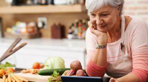 تغذیه بعد از 40 سالگی