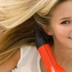 شیوه های جلوگیری از وز مو بعد از سشوار