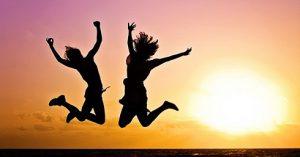 افزایش هورمون های شادی