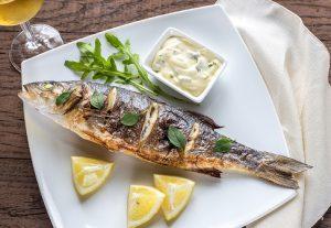 4 روش پخت ماهی