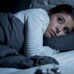 خوابیدن بعد از یک اتفاق ناگوار ممنوع