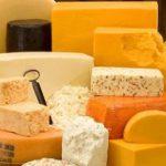 خاصیت پنیر برای درمان میگرن