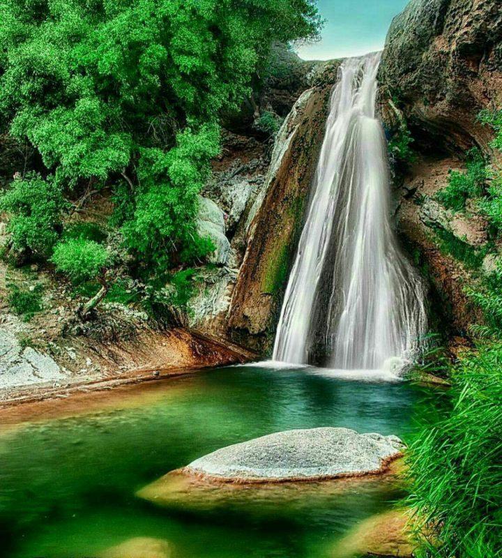 تعبیر دیدن آبشار در خواب