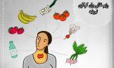برنامه غذایی برای کم کاری تیروئید | رژیم غذایی