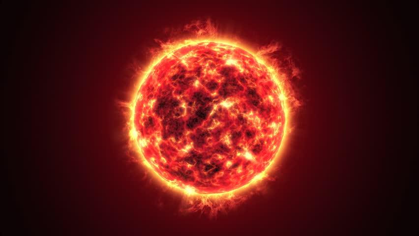 دیدن خورشید در خواب چه تعبیری دارد