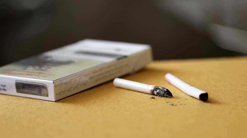 چطور سیگار را ترک کنم ؟